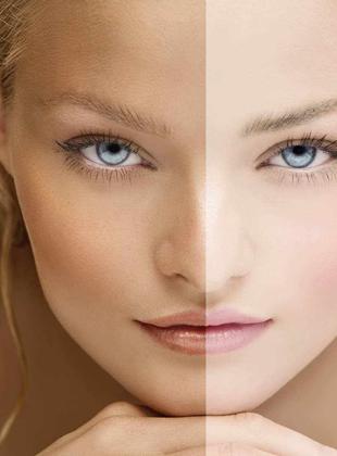 学会这4招 美女告别面部毛囊炎治疗方法