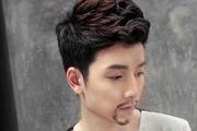 长脸型男生适合什么样的发型 长脸男士发型设计