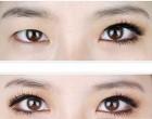 电眼一笔搞定 超模单眼皮化妆技巧