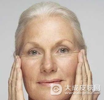 中国老年人皮肤健康研究