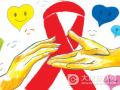 """威海市府前路学校开展""""预防艾滋病""""为主题的宣传活动"""