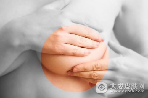 胸部皮肤瘙痒怎么回事
