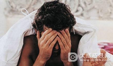 男性生殖器疱疹的症状