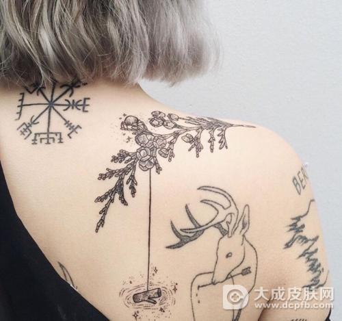 纹身对人的危害